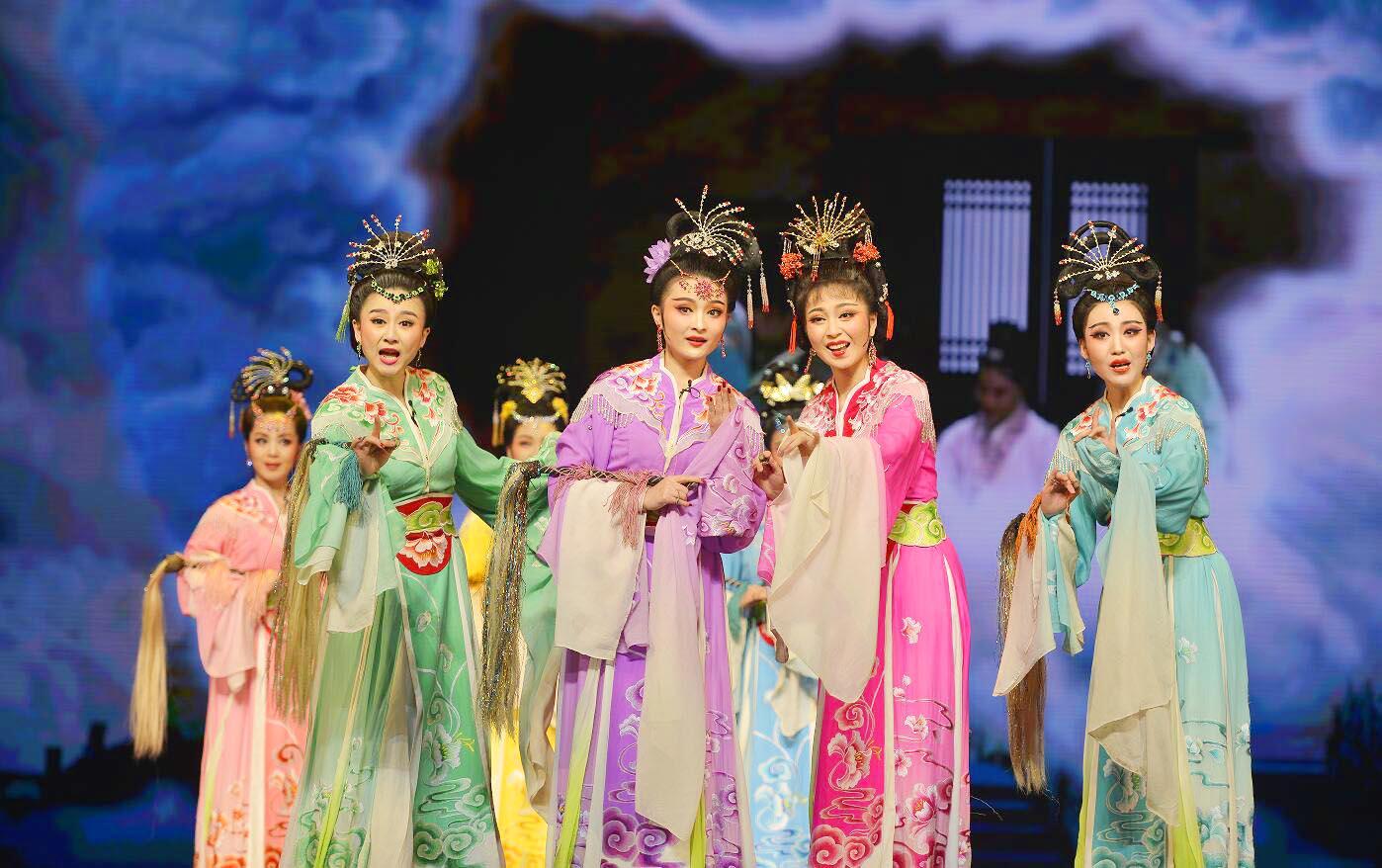 国粹经典 黄梅戏《天仙配》——安徽省黄梅戏剧院浓情