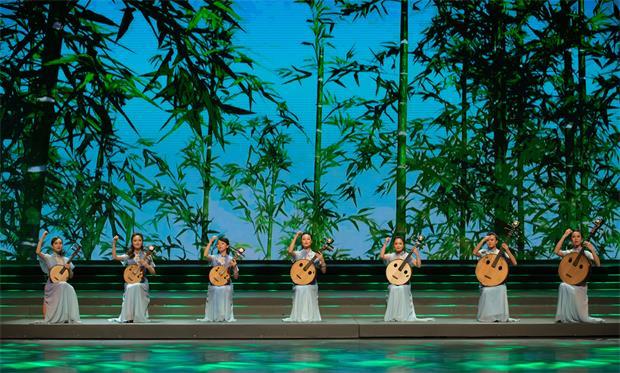 听海乐队总谱-民乐 上海民族乐团大型视听民族音乐会